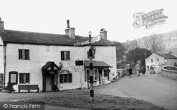 South View Cafe c.1955, Malham