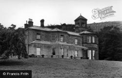 Malham, Tarn House, Malham Tarn c.1955
