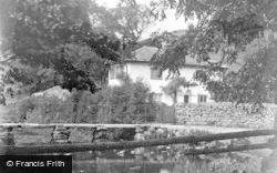 The Aire c.1935, Malham