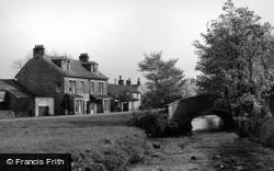 Malham, The Bridge And River c.1955