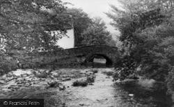 Malham, The Bridge c.1955