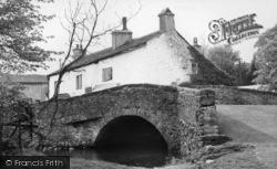 The Bridge c.1955, Malham