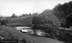 The Mill Dam c.1955, Malham
