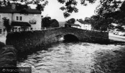 The River And Bridge c.1965, Malham