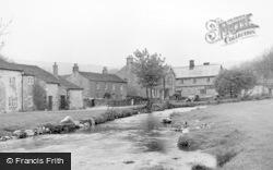 Malham, The Village And River c.1955