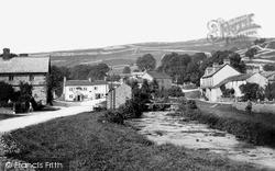 Malham, The Village c.1910