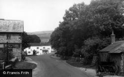 Malham, The Village c.1955