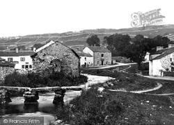 Village c.1877, Malham