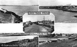 Malltraeth, Composite c.1960