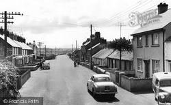 Malltraeth, The Village c.1960