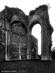 Abbey Ruins 1924, Malmesbury