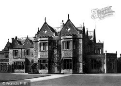 Malmesbury, Burton Hill House School For Crippled Girls c.1955