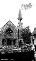 Malmesbury, Congregational Church c.1960