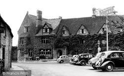 The Bell Inn c.1950, Malmesbury