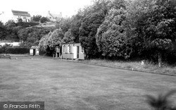The Bowling Green c.1960, Malmesbury