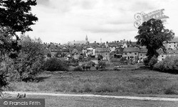 The View From Daniel's Well c.1955, Malmesbury