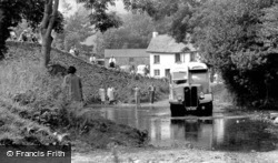 The Ford, Lorna Doone's Farm c.1955, Malmsmead