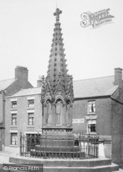 Malpas, The Cross 1898