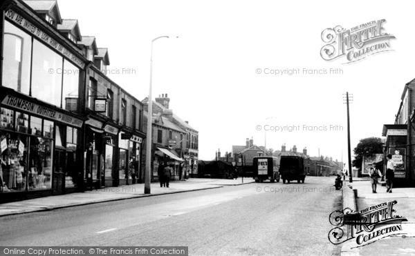 Maltby, High Street c1955