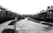 Maltby, Manor Road c1955