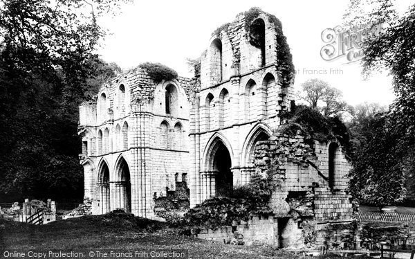 Maltby, Roche Abbey 1893.  (Neg. 31979)  � Copyright The Francis Frith Collection 2008. http://www.francisfrith.com