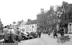 Malton, Market Place 1951