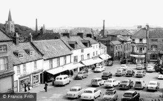 Malton, Market Place 1959