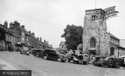 Malton, Market Place c.1950