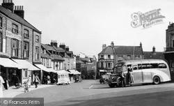 Malton, Market Place c.1955