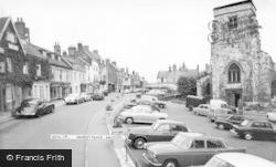 Malton, Market Place c.1960