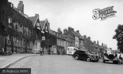 Malton, The Market Place c.1950