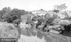 Malton, The River c.1960