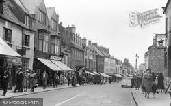 Malton, Wheelgate 1959