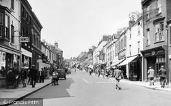 Malton, Wheelgate c.1950