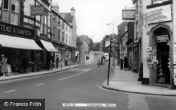Yorkersgate c.1960, Malton