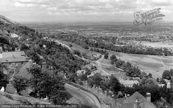 Photo of Malvern Wells, c1958