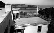 Manaccan, Gillan from St Gorrans c1955
