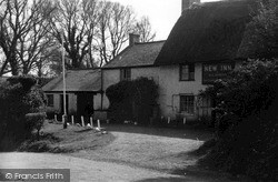 Manaccan, The New Inn c.1955