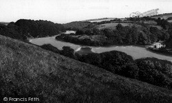 Manaccan, The River Helford c.1955