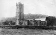 Manaton, Church 1907