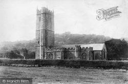 Manaton, Church Of St Winifred 1907