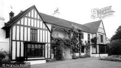 Manor House c.1960, Mancetter