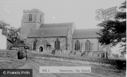 The Church c.1960, Mancetter