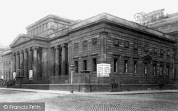 Manchester, Art Gallery c.1885