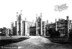 Manchester, Blind Asylum c.1885