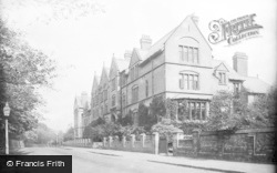 Dalton Hall 1895, Manchester