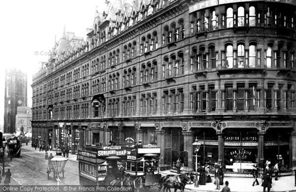 Manchester, Deansgate 1892