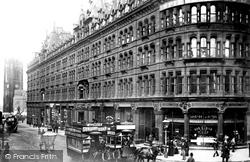 Manchester, Deansgate 1892