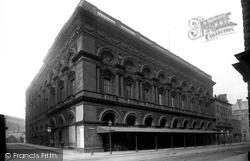 Manchester, Free Trade Hall c.1885