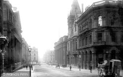 Manchester, King Street c.1885